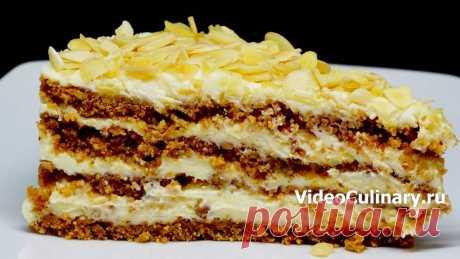 Торт Пломбир без выпечки – Без духовки и миксера - Простой Рецепт Торт Пломбир легко приготовить. Нужно иметь никакого специального кондитерского оборудования. Нам не понадобится ни духовка, ни миксер.