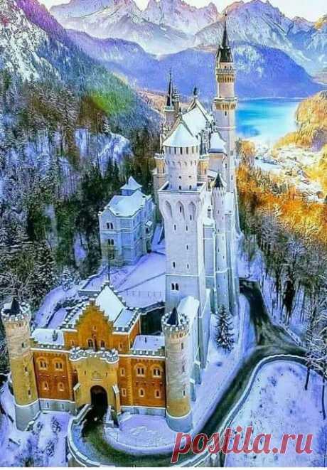 Beautiful Castle.