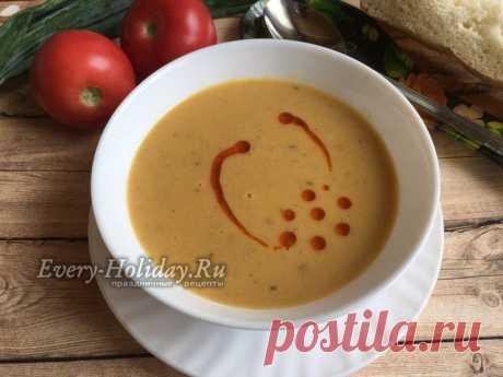 Чечевичный суп по-турецки - рецепт с фото пошагово