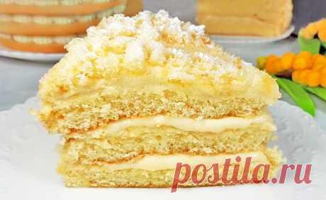 Торт «Мимоза»   Рецепты на SuperKuhen.ru