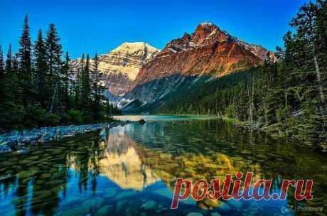 Национальный парк Джаспер (Jasper National Park) Канада
