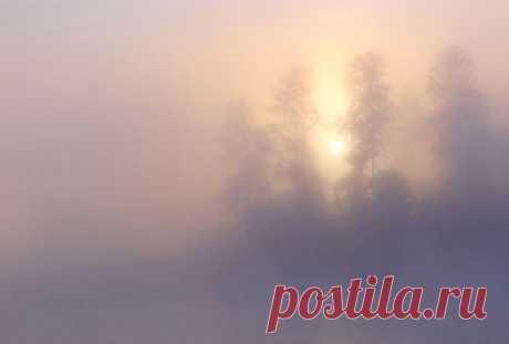 Восход солнца над озере Селигер. Автор фото — Игорь Сокальский: