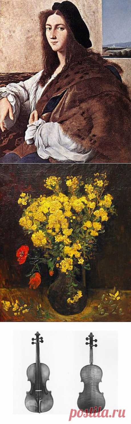 The most expensive stolen objects of art   Fresher - the Best of the RuNet in a day