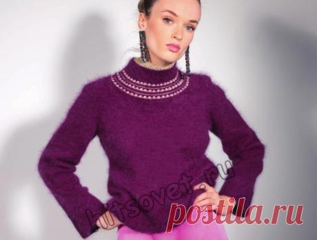 Модный свитер для женщин - Хитсовет