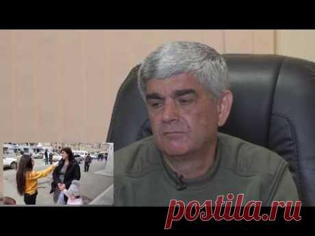 Մեկ հարց՝ Արցախի նախագահի թեկնածու Վիտալի Բալասանյանին | 22.03.2020 - YouTube