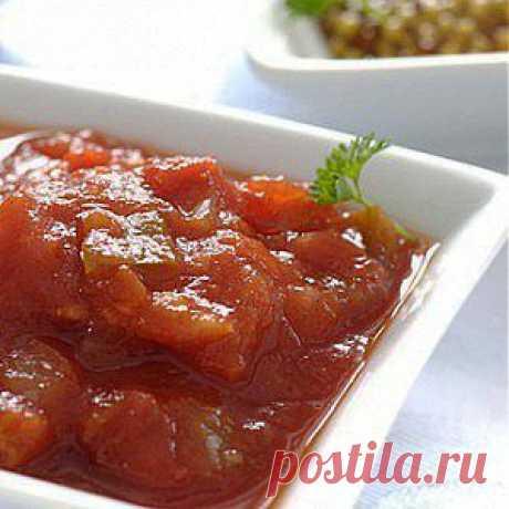 Сальса из перцев халапеньо и томатилло рецепт – закуски