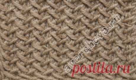 pattern 147th twill weave | catalog knitted spokes of patterns