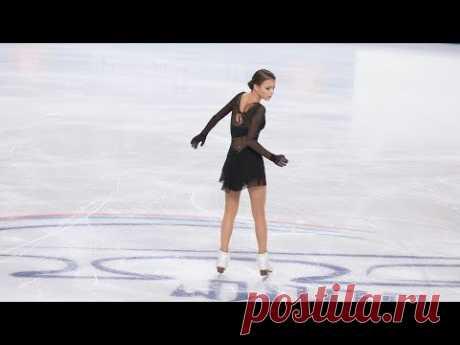 Anna Shcherbakova - Test Skates 2021 - FS / Анна Щербакова - Прокаты 2021 - ПП - 12-09-2021