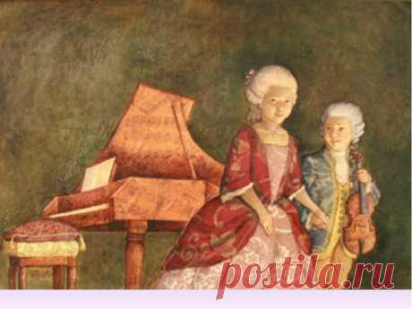Вечная музыка Моцарта. К Дню рождения композитора