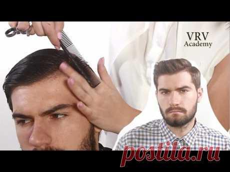 Модная Мужская Стрижка | Как подстричь