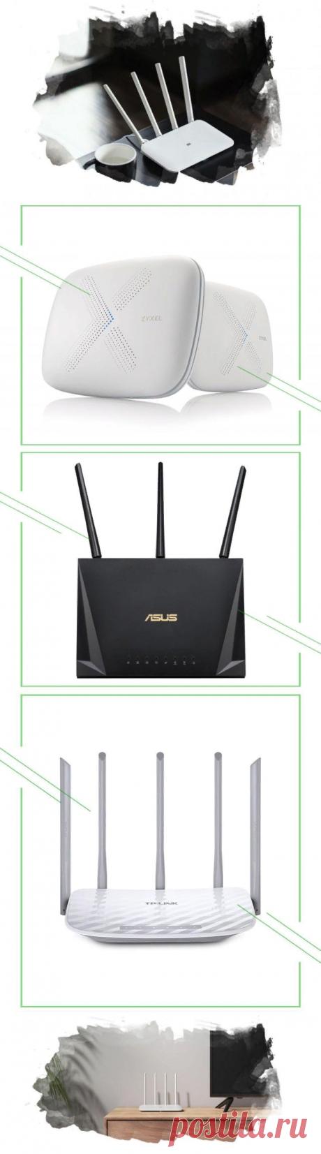 ТОП-7 лучших Wi-Fi роутеров для дома