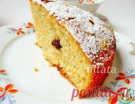 Пирог простой – кулинарный рецепт