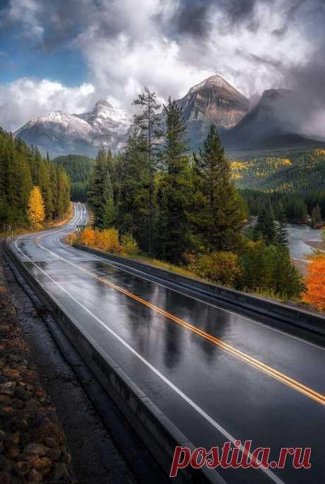 Landscape & Nature Photography Banff, Alberta - by Kai Yhun