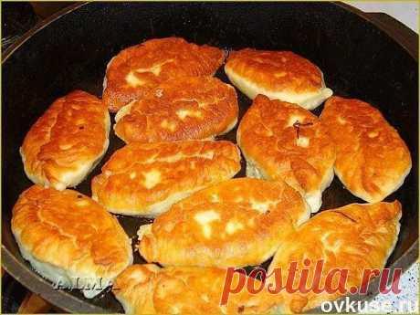 Очень вкусные пирожки, мягкие, готовятся легко, быстро и из самых простых продуктов. - Простые рецепты Овкусе.ру