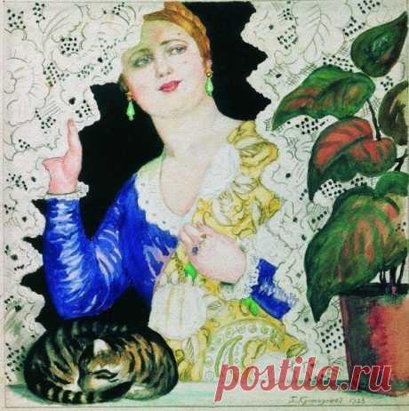 Коты в советском искусстве. Часть 2