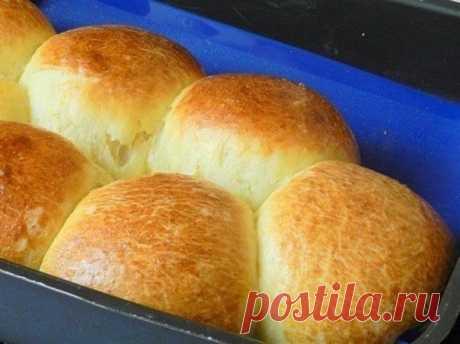 БЕШАМЕЛЬ: Творожные булочки - нереально мягкие!