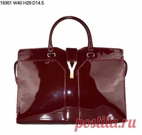 я так поняла эта качественная реплика сумки Ив Сент Лоран :)