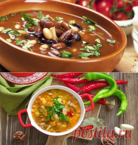 Вегетарианские супы: 12 вкусных и быстрых рецептов