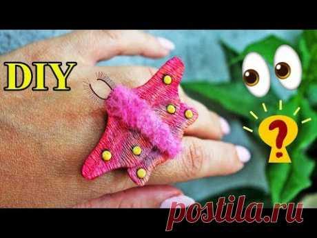 """Брошь """"Мотылек"""" из полимерной глины* Tutorial: Polymer Clay Moth Brooch* 聚合物粘土胸針"""
