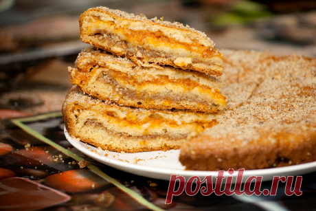 Ботлихский пирог. Все дело в тесте - Это Кавказ
