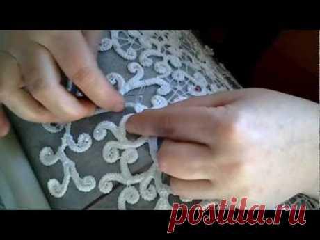 Ирландское кружево - соединяем мотивы - запись пользователя Наталья (Наталья) в сообществе Вязание крючком в категории Ирландское кружево