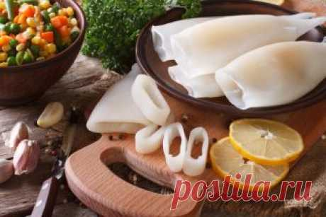 Как правильно варить кальмаров (5 классных рецептов) - Статьи на Повар.ру