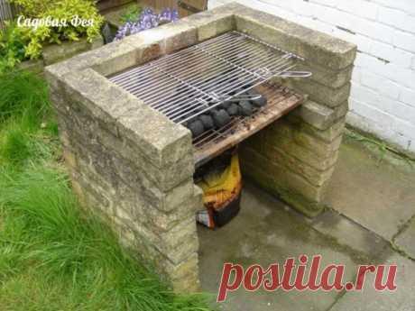 Как сделать шашлычницу своими руками Летом на даче многие жарят шашлыки, готовят на открытом огне мясо или рыбу, устраивают пикники. Для приготовления этих блюд необходим мангал или барбекю. Такое приспособление несложно сделать самому...