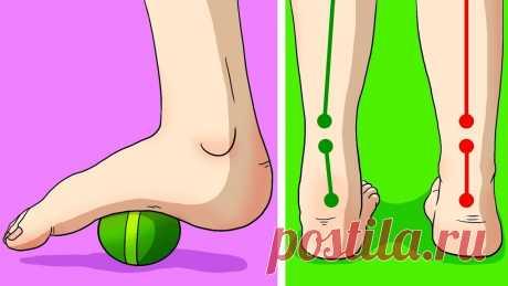 6 Упражнений Против Хронических Болей в Коленях, Ступнях и Бёдрах Подпишитесь на AdMe: https://goo.gl/DgUonf ---------------------------------------------------------------------------------------- Колени — второй по частоте...