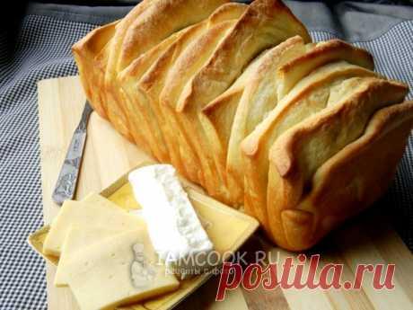 Итальянский хлеб «Гармошка» — рецепт с фото Готовим вкусный отрывной хлеб в виде гармошки по-итальянски. Такой хлебушек готовится достаточно просто, опарным способом на молоке.