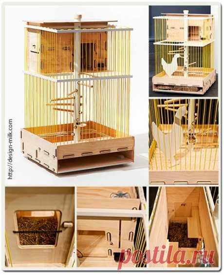 Обустройство курятника на балконе — Идеи домашнего мастера