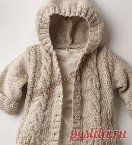 Поиск на Постиле: кофточки для малышей вязание