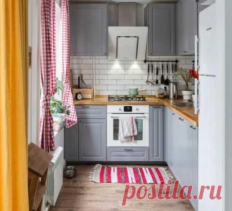 Светлый дизайн московской хрущевки с кухней 5 кв.м и изумрудной гостиной!   Блоги о даче и огороде, рецептах, красоте и правильном питании, рыбалке, ремонте и интерьере