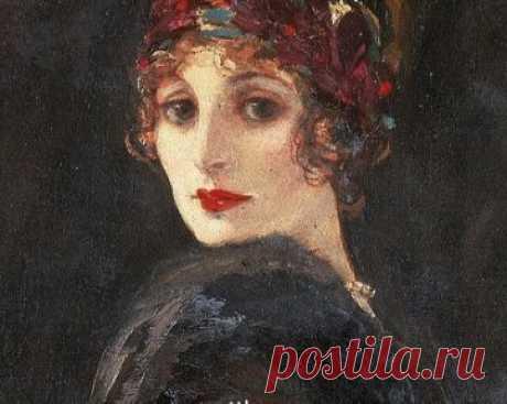 Джон Лавери (англ. John Lavery) (1856-1941) - ирландский и шотландский художник, мастер портретной и пейзажной живописи