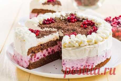 Домашние тортики на любой вкус: 10 вкусных рецептов