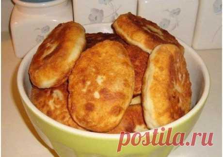 Как приготовить быстрые пирожки с картошкой и мясом - рецепт, ингредиенты и фотографии