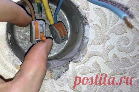 Как правильно нарастить провода в розетке - пошаговая инструкция