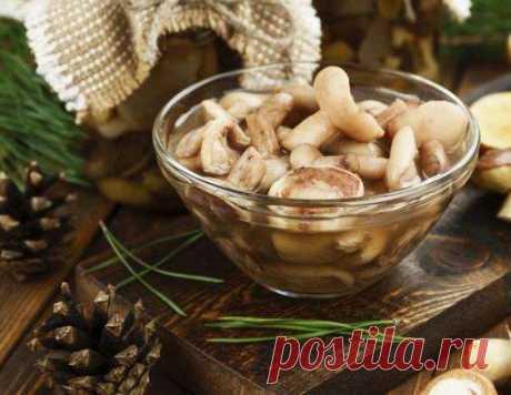 Маринад для грибов |Пошаговый рецепт с фото