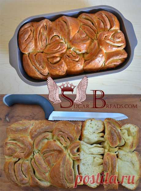 Погача масляная (болгарская кухня)   Sugar & Breads in Russia