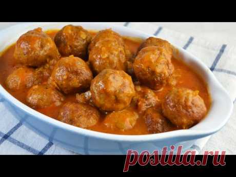 Chicken & Turkey Meatballs - How to Make Meatballs from Scratch Learn how to make chicken and turkey meatballs from scratch at home. These homemade meatballs are tender, juicy and full of flavor!  ▼ INGREDIENTS LIST:  - (ingredients for 4-5 persons) -  - 375 g (13.2 oz) of ground chicken - 375 g (13.2 oz) of ground tu