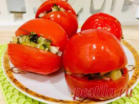 Больше нет желания мариновать помидоры: теперь буду квасить