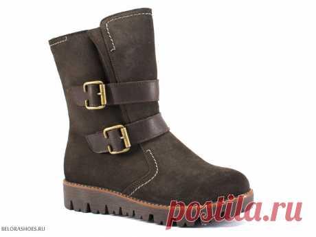 Полусапоги женские Burgers 60606 - женская обувь, полусапоги. Купить обувь Burgers