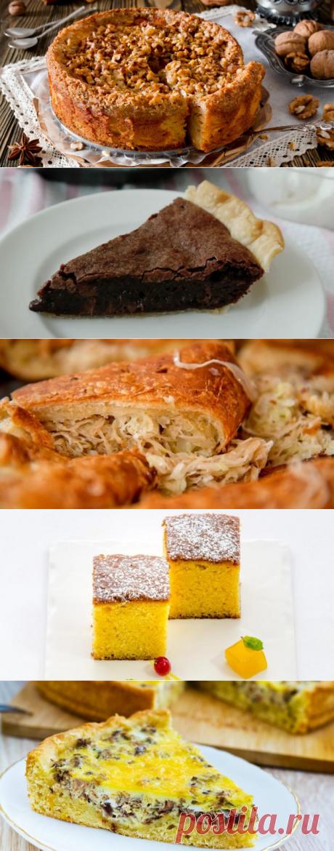 5 быстрых и очень вкусных пирогов к чаю