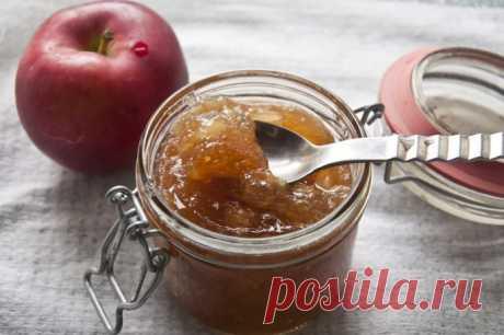 Яблочное повидло простой: рецепт через мясорубку