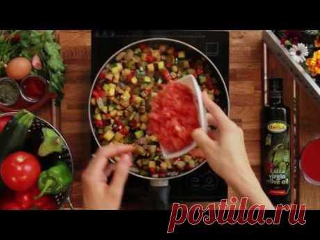 Тушенные овощи в стиле Ла Манча [Рецепт от Iberica] - YouTube