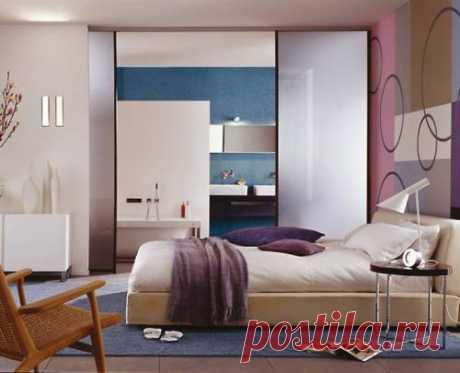 Маленькая спальня - секреты дизайна