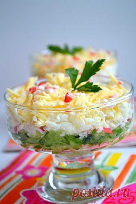 Салат «Быстро и вкусно» : Салаты
