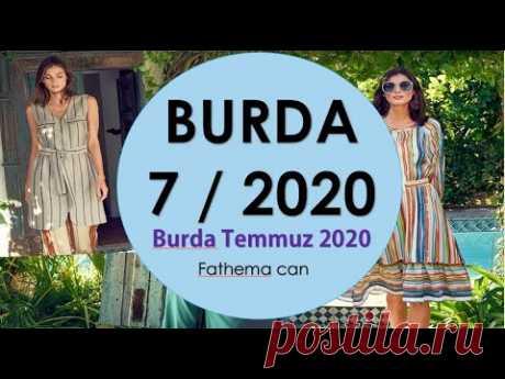 BURDA TEMMUZ 2020 İLK GÖSTERİM  / BURDA 7/2020 - YouTube