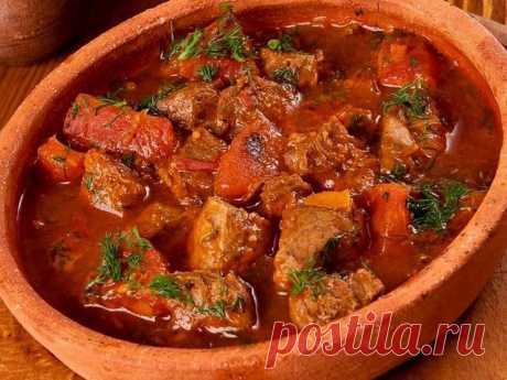 Чашушули – ароматная говядина по-грузински - Будет Вкусно
