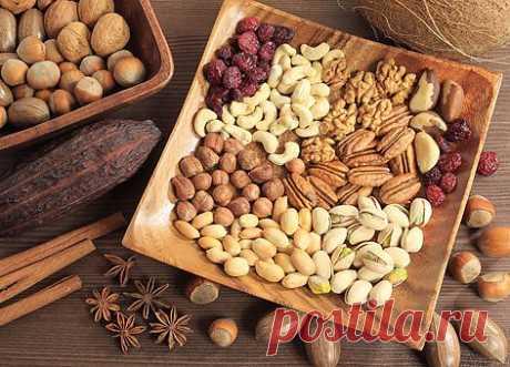 (+1) - 10 необходимых продуктов для мозга | ЗДОРОВЫЙ ОБРАЗ