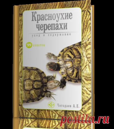 99 советов - Чегодаев А.Е. - Красноухие черепахи. Уход и содержание.